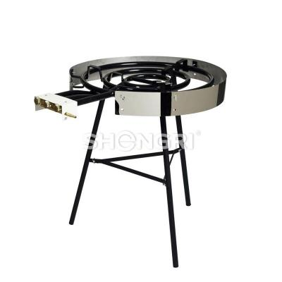 Gas Burner with Three Legs / Outdoor Cooking Gas Burner